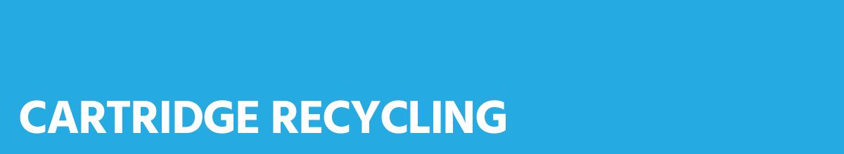 Cartridge Recycling